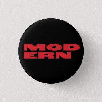 超モダンなERN 3.2CM 丸型バッジ