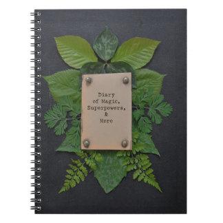超出力の日記 ノートブック