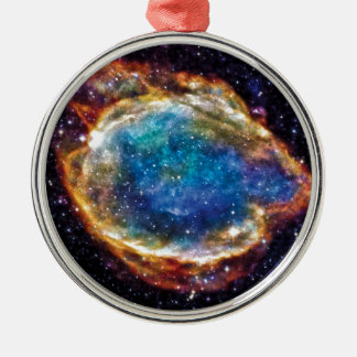 超新星の残りG299.2-2.9 NASAの宇宙の写真 メタルオーナメント