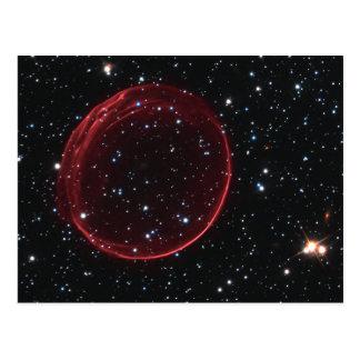 超新星の泡 ポストカード
