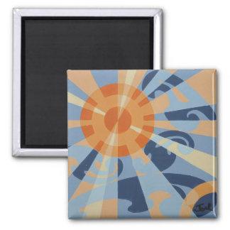 超新星の磁石(正方形) マグネット