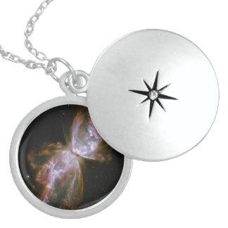 超新星の蝶 ロケットネックレス