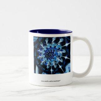 超新星IIのマグ ツートーンマグカップ
