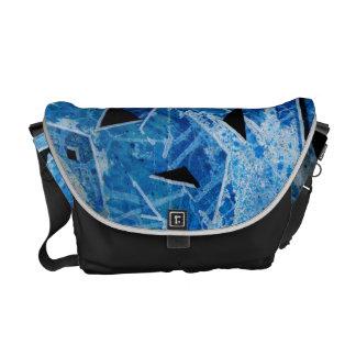 超現実的な寒冷 メッセンジャーバッグ
