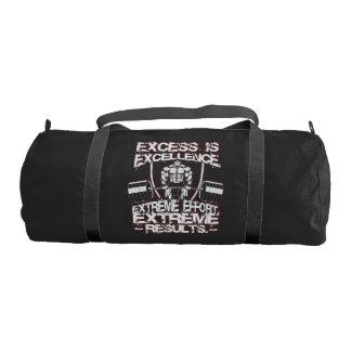 超過分は卓越性の体育館のバッグです ジムバッグ