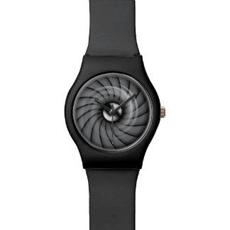 超音速ジェット・エンジンの腕時計 腕時計