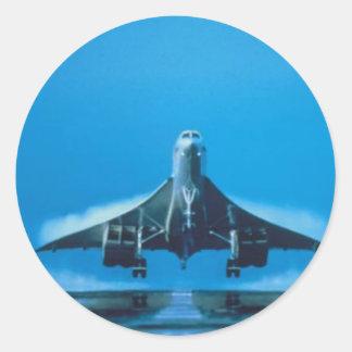 超音速旅客機 ラウンドシール