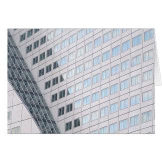 超高層ビル カード