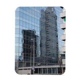 超高層ビル マグネット