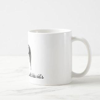 超xの賭博のmerchandice コーヒーマグカップ