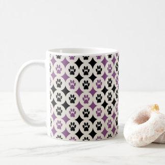 足のためコーヒーマグ(プラム) コーヒーマグカップ