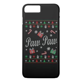 足の足「sの醜いクリスマス iPhone 8 plus/7 plusケース