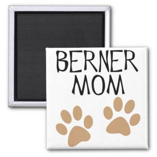 足のBernerの大きいお母さん マグネット