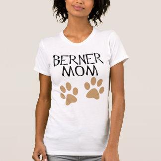 足のBernerの大きいお母さん Tシャツ