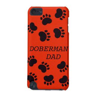 足は犬のパパのカスタマイズ可能なIpod touchの箱を印刷します iPod Touch 5G ケース