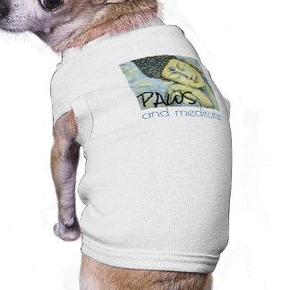 足は犬のワイシャツをめい想し、 ペット服