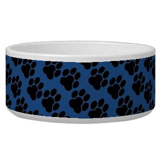 足は青い食糧皿を印刷します