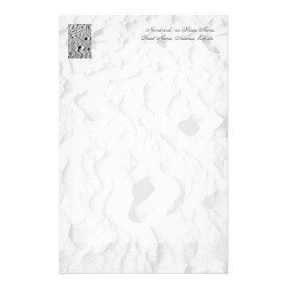 足跡および記憶 便箋