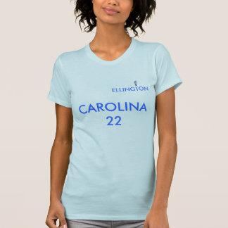 足、ELLINGTON、カロライナ、22 Tシャツ