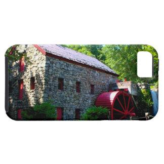 路傍の古いGristmillのiPhone 5の場合 iPhone SE/5/5s ケース