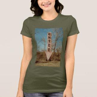 路傍の魅力のTシャツ Tシャツ