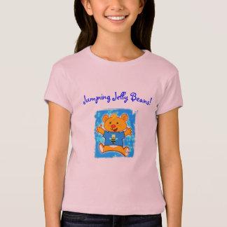 跳躍のゼリー菓子! Tシャツ
