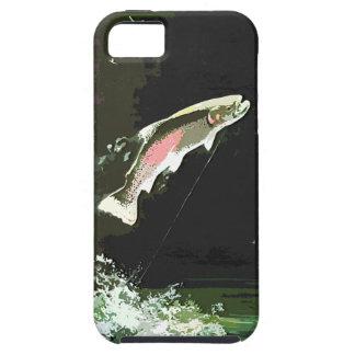 跳躍のマスの芸術 iPhone SE/5/5s ケース