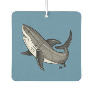 跳躍の鮫 カーエアーフレッシュナー