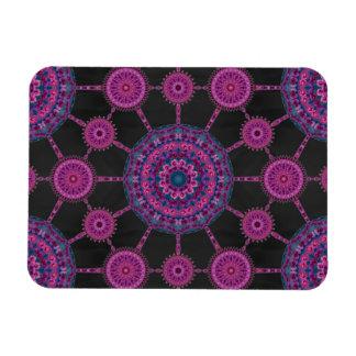 跳躍のChollaのサボテンの曼荼羅の配列の磁石 マグネット