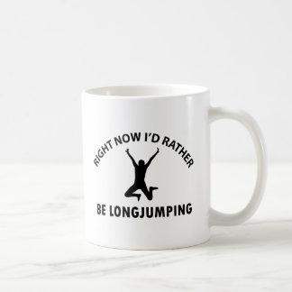 跳躍を遊ぶこと コーヒーマグカップ