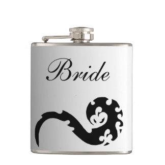 踊りのドラゴンの結婚式の花嫁 フラスク