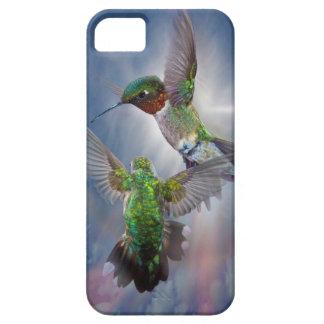 踊りのハチドリのiPhone 5カバー iPhone SE/5/5s ケース