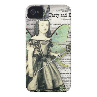 踊りの女王のiPhone 4Sの光沢のある堅い場合 Case-Mate iPhone 4 ケース