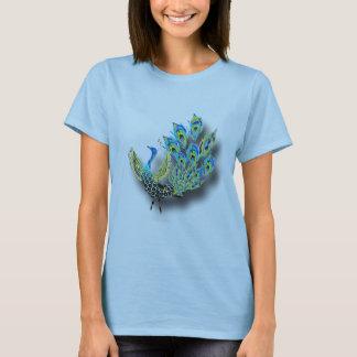 踊りの孔雀 Tシャツ