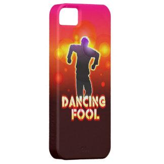 踊りの愚か者のiPhone 5の例 iPhone SE/5/5s ケース