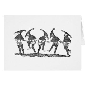 踊りの愚か者 カード