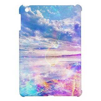 踊りの海の懸命の貝 iPad MINI CASE