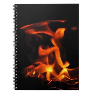 踊りの火のノート ノートブック