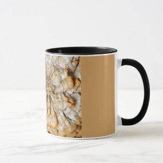 踊りの菌類 マグカップ