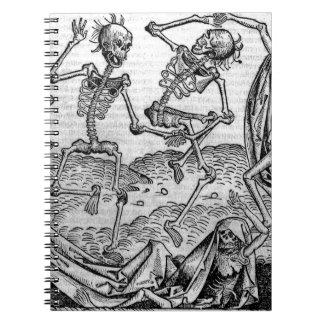 踊りの骨組、「Deathのダンス ノートブック