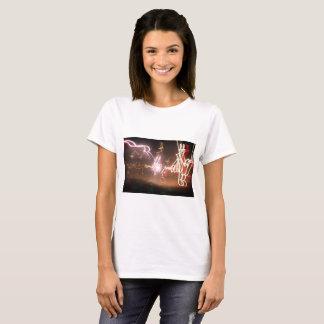 踊りライト Tシャツ