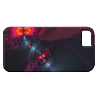 踊りDevas -バイオレット及びサケの視力 iPhone SE/5/5s ケース