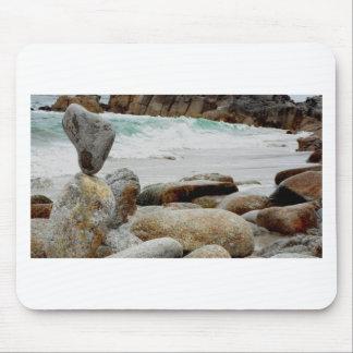 踊る沿岸石 マウスパッド
