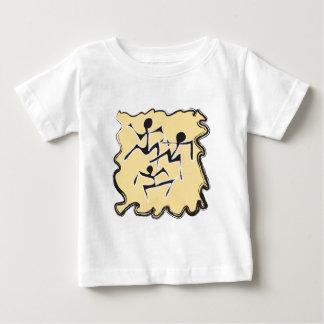 踊ろう! ベビーTシャツ