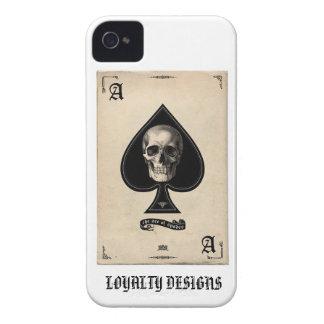 踏鋤のエース Case-Mate iPhone 4 ケース