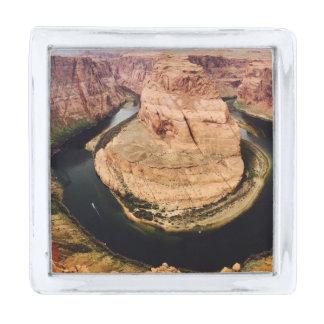 蹄鉄のくねり、アリゾナ、米国 シルバー ラペルピン