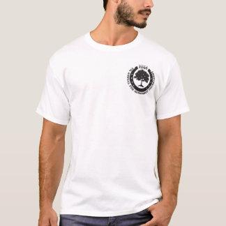 蹄鉄のトーナメントのワイシャツ Tシャツ