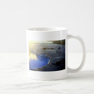 蹄鉄の滝、カナダ コーヒーマグカップ