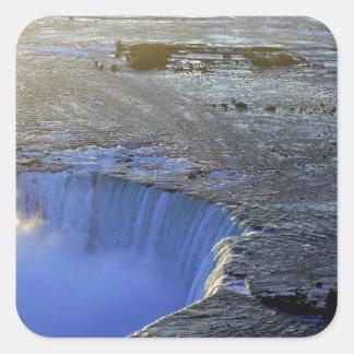 蹄鉄の滝、カナダ スクエアシール