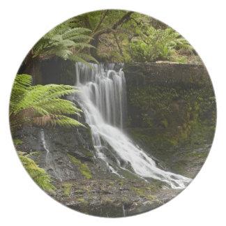 蹄鉄の滝、山分野の国立公園、 プレート
